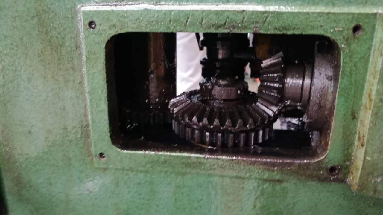 8130小工具铣 维修记录