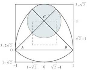 勒洛三角形的曲线能否用方程表达出来