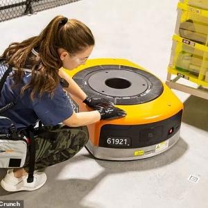 亚马逊发布智能安全背心 保护工人免受伤害